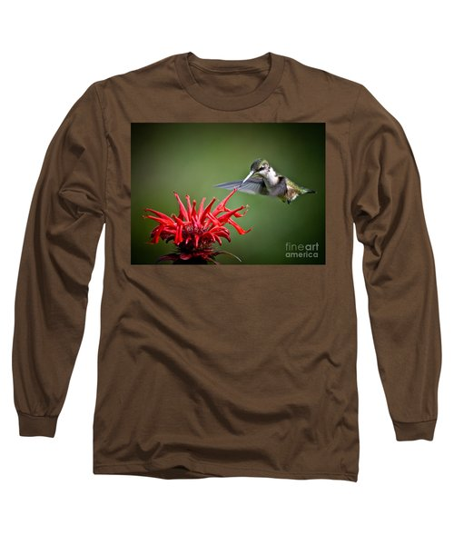 Morning Meal Long Sleeve T-Shirt