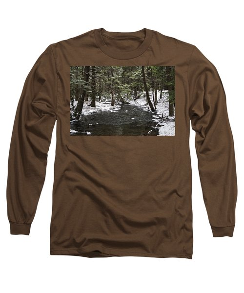 Moscow High School Nature Trail Long Sleeve T-Shirt