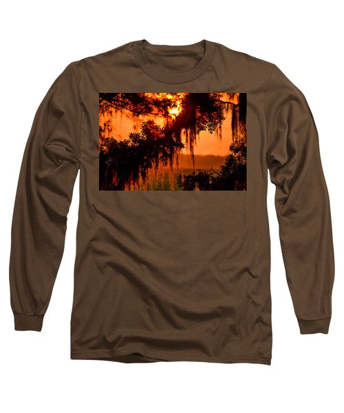 Moss Meets Sun  Long Sleeve T-Shirt