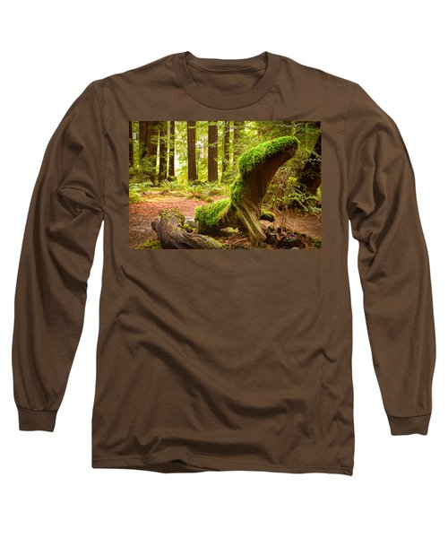 Mossy Creature Long Sleeve T-Shirt