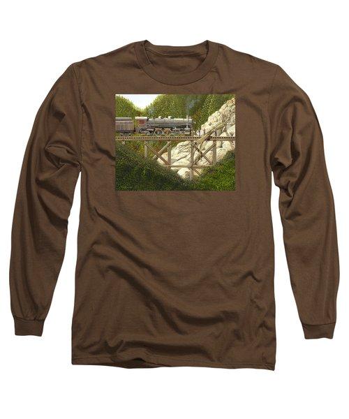 Mountain Impasse Long Sleeve T-Shirt