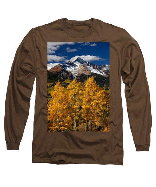Mountainous Wonders Long Sleeve T-Shirt