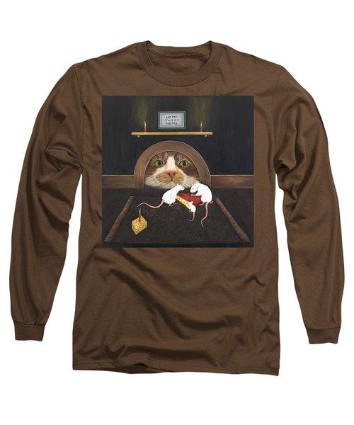 Mouse House Long Sleeve T-Shirt