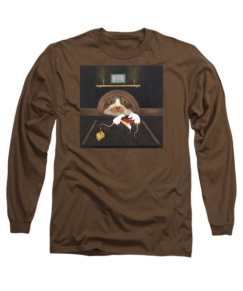 Mouse House Long Sleeve T-Shirt