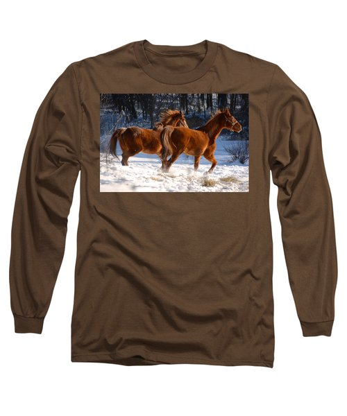 Moving In Motion 2 Long Sleeve T-Shirt