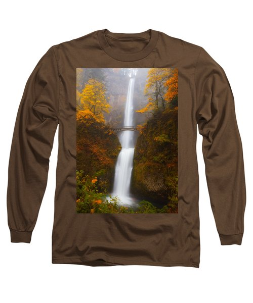 Multnomah Morning Long Sleeve T-Shirt