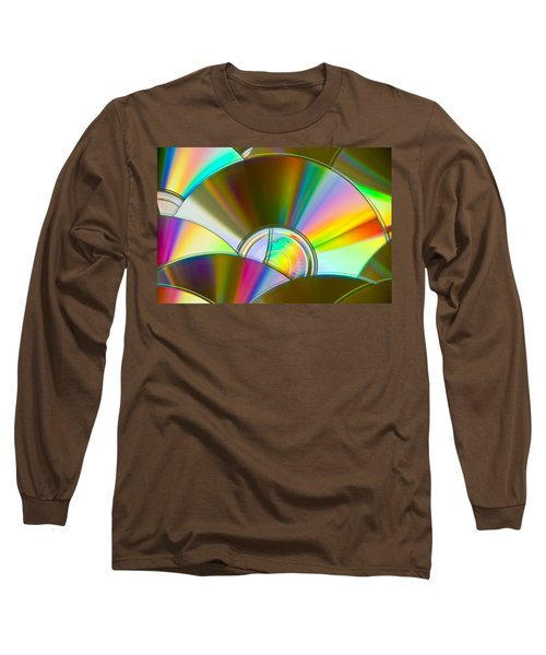 Music For The Eyes Long Sleeve T-Shirt