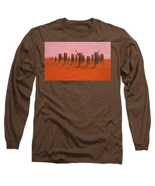 My Dreamtime 3 Long Sleeve T-Shirt