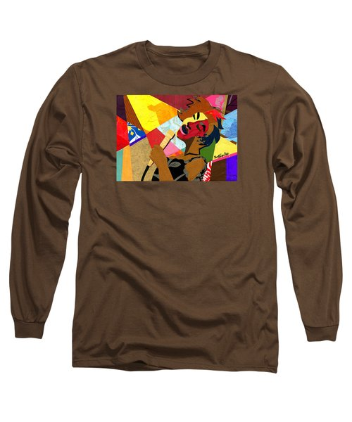 My Favorite Things Long Sleeve T-Shirt by Everett Spruill