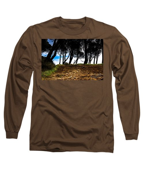 Mystery Of The Forest Long Sleeve T-Shirt