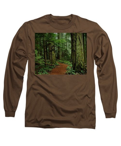 Mystical Path Long Sleeve T-Shirt
