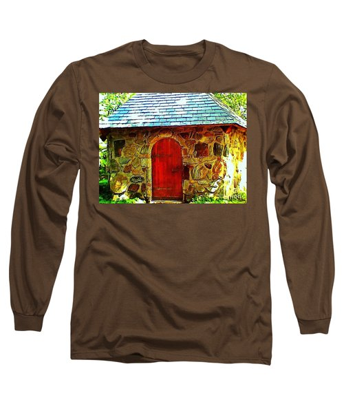 Myth And Mystical Chapel Long Sleeve T-Shirt