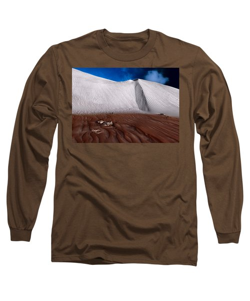 Nambung Desert Floor Long Sleeve T-Shirt