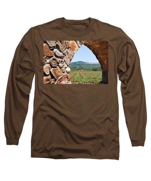 Napa Vineyard Long Sleeve T-Shirt