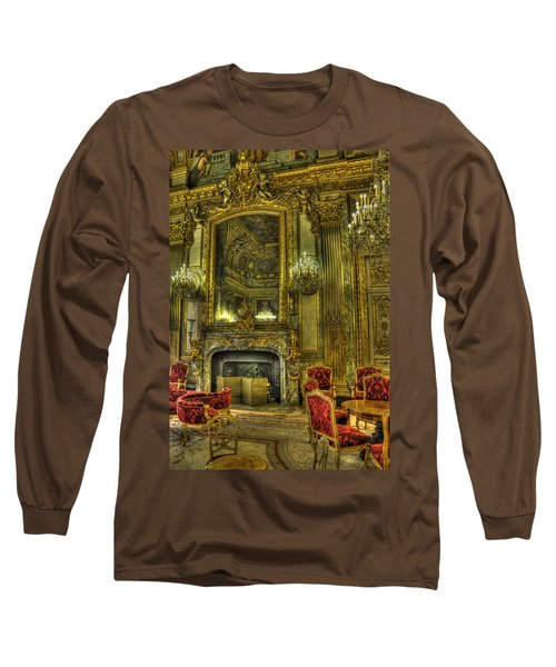 Napoleon IIi Room Long Sleeve T-Shirt