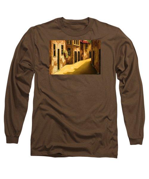 Narrow Street Long Sleeve T-Shirt