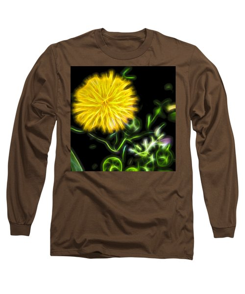 Natural Electric Beauty Long Sleeve T-Shirt