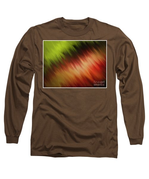 Nature's Feathers Long Sleeve T-Shirt