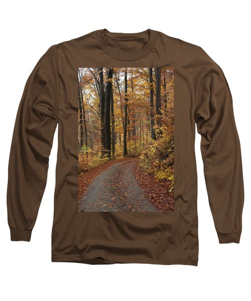 New Autumn Trails Long Sleeve T-Shirt