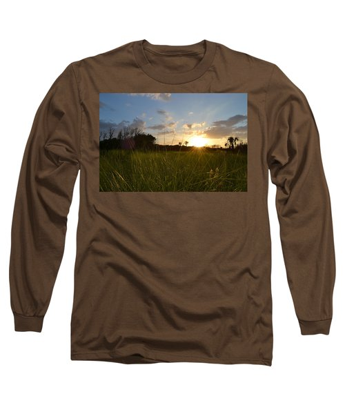 New Paths Long Sleeve T-Shirt