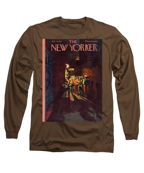 New Yorker July 14th, 1951 Long Sleeve T-Shirt