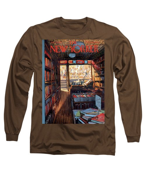 New Yorker July 20th, 1957 Long Sleeve T-Shirt