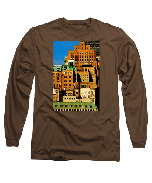 New York Morning Long Sleeve T-Shirt