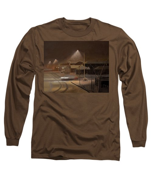 Night Drive Long Sleeve T-Shirt