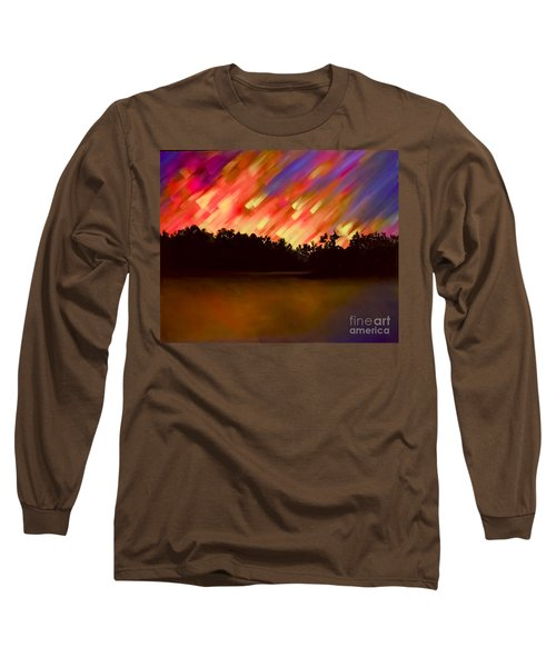 Night Of Wonder Long Sleeve T-Shirt