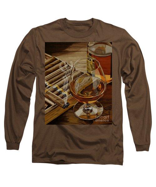 Nightcap Long Sleeve T-Shirt