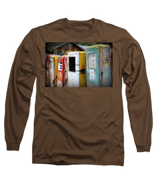 No Lead Long Sleeve T-Shirt by Lynn Sprowl