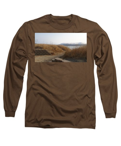No Separation Long Sleeve T-Shirt by Richard Laeton
