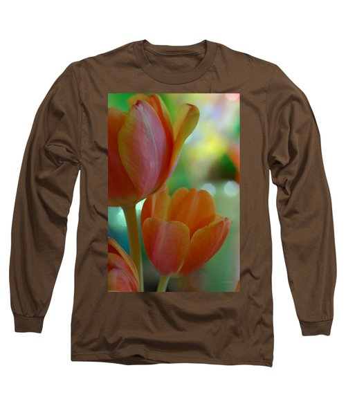 Nothing As Sweet As Your Tulips Long Sleeve T-Shirt