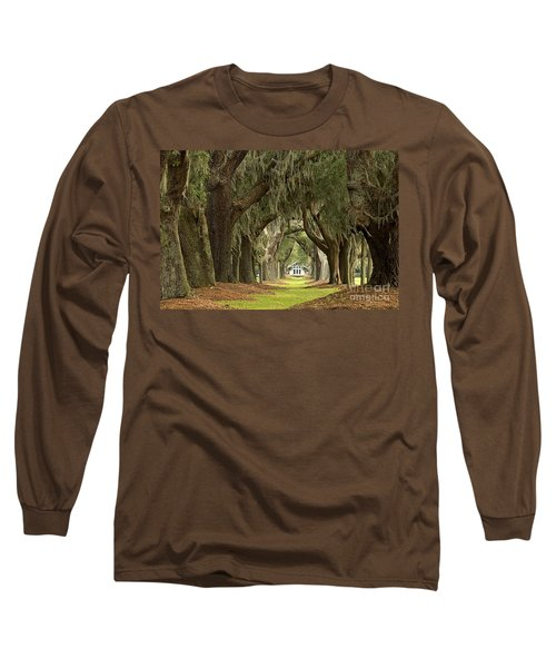 Oaks Of The Golden Isles Long Sleeve T-Shirt
