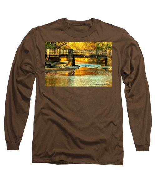 October At Robin Hood Dell Long Sleeve T-Shirt