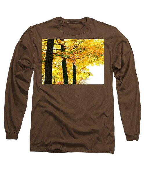 Ohio Autumn Long Sleeve T-Shirt