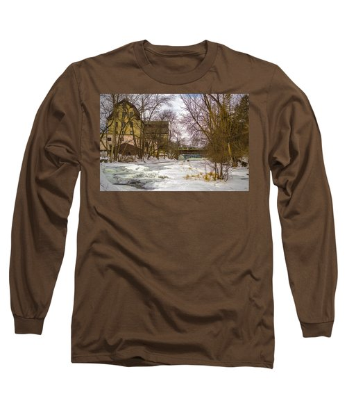 Old Mill Winter Long Sleeve T-Shirt