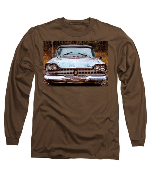Old Plymouth Long Sleeve T-Shirt
