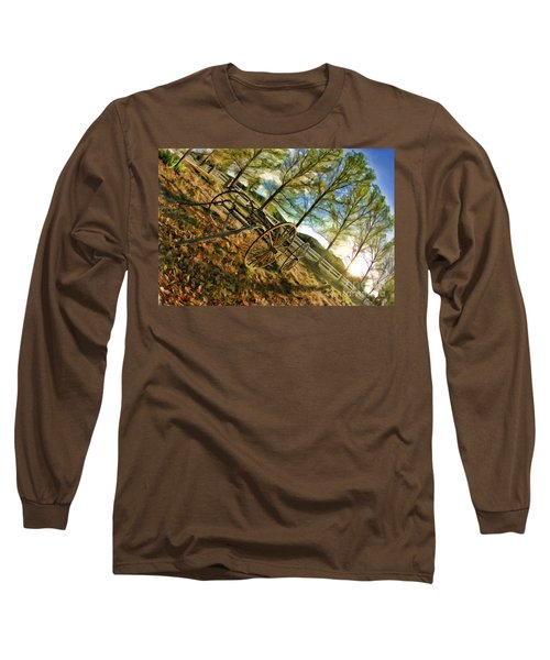 Old Wagon Long Sleeve T-Shirt