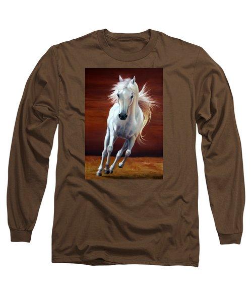 On Fire Long Sleeve T-Shirt