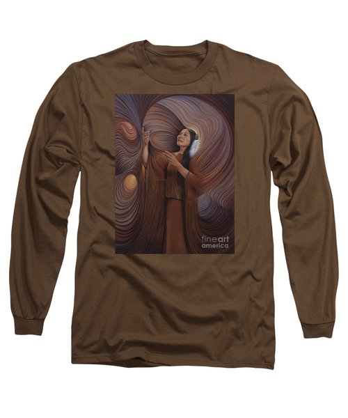 On Sacred Ground Series V Long Sleeve T-Shirt