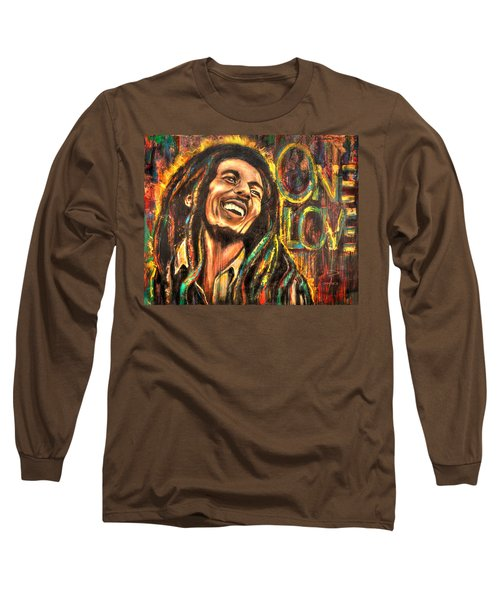 Bob Marley - One Love Long Sleeve T-Shirt