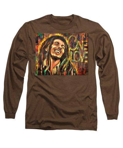 Bob Marley - One Love Long Sleeve T-Shirt