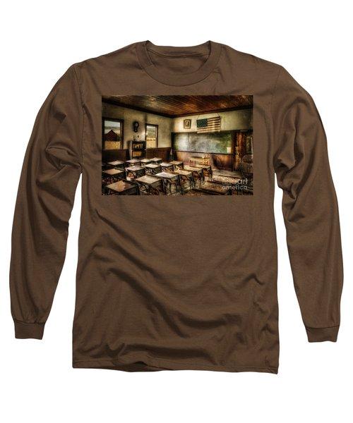 One Room School Long Sleeve T-Shirt