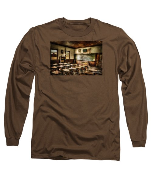 One Room School Long Sleeve T-Shirt