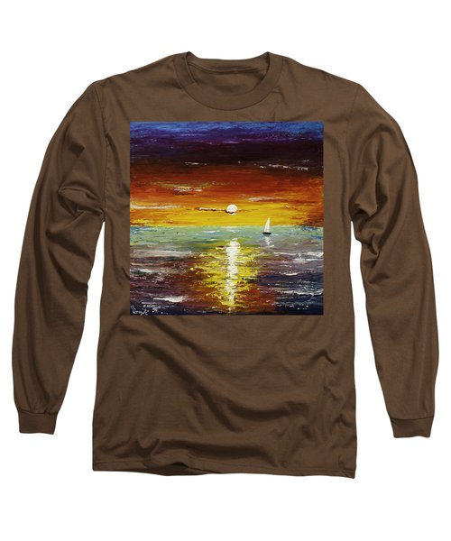 Open Sea Long Sleeve T-Shirt