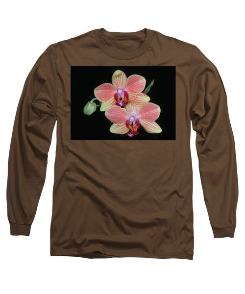 Orchid 4 Long Sleeve T-Shirt by Andy Shomock