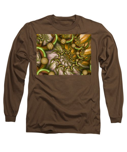 Organic Playground Long Sleeve T-Shirt