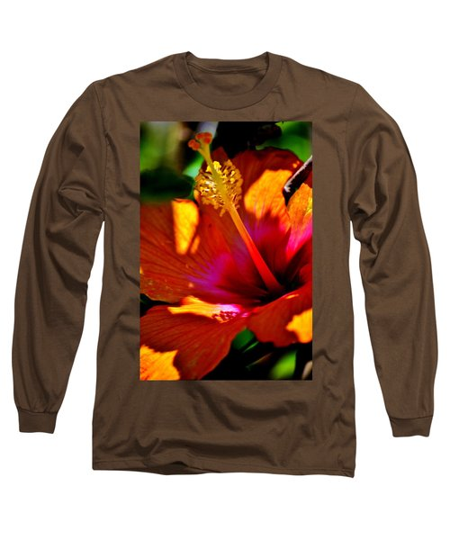 Outrageous Color Long Sleeve T-Shirt
