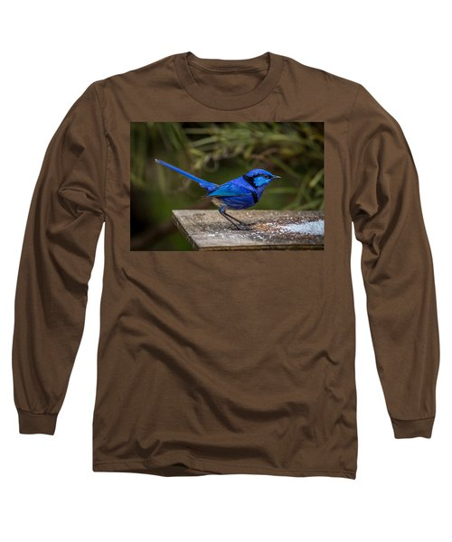 Outside Diner Long Sleeve T-Shirt